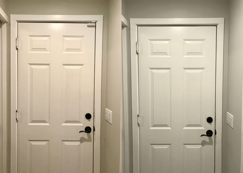 Door Sensors Side By Side